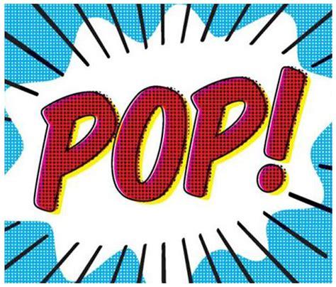 pop arty pop design in barbican gallery blendbureauxblend