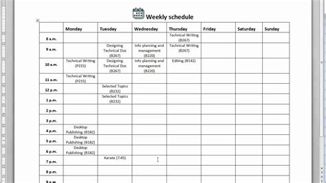 list of synonyms and antonyms of the word weekly calendar