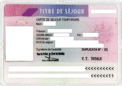 staying legal  france  residency card crap