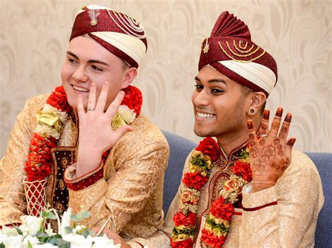 mariage pictures one of muslim same marriages takes place in uk