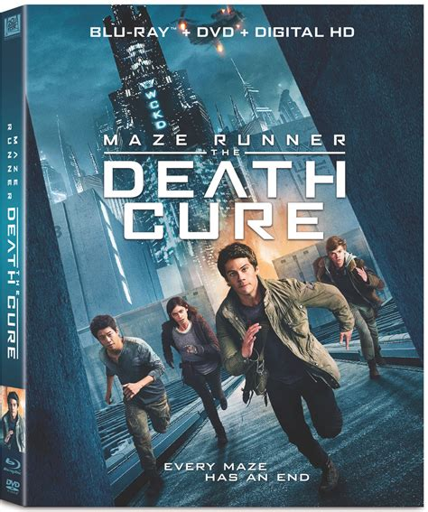 download film maze runner blue ray maze runner the death cure arrives on digital april 10
