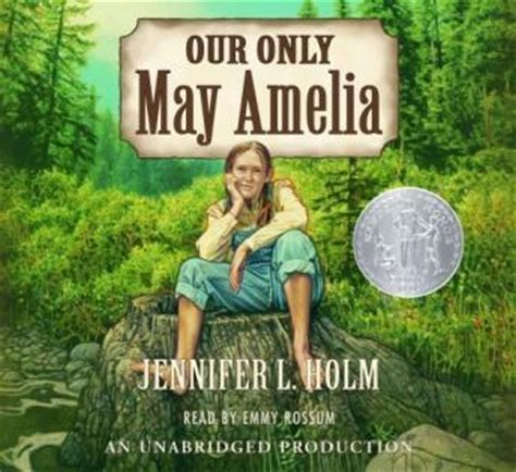 our only books our only may amelia audio book by l holm