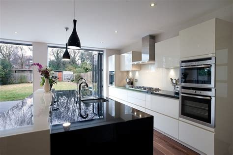 small kitchen extensions ideas aanrechtblad marmer qasa nl