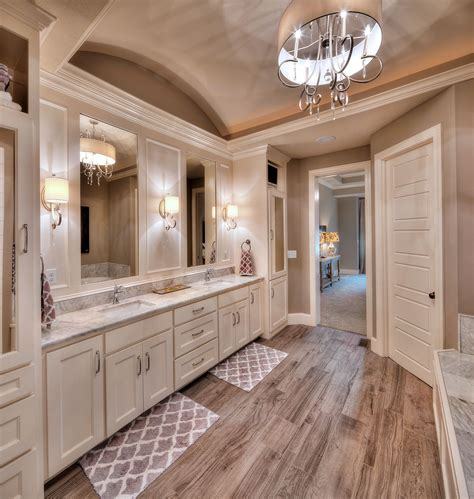 master bathrooms designs master bathroom his and sink home