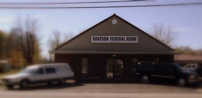 grayson funeral home inc