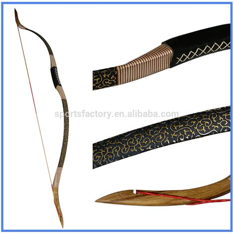 Shanghai Bow china archery bow for sale special bow and arrow wooden