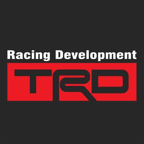 Emblem Racing Development Kecil image gallery trd racing