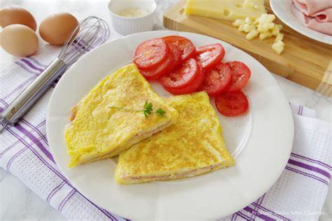 cucinare omelette omelette i profumi della cucina