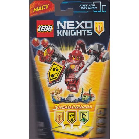 Lego 70331 Nexo Ultimate Macy lego nexo knights 70331 ultimate macy aquarius age sagl