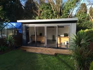 Large Backyard Designs Bakers Timber Buildings Garden Room Amp Offices