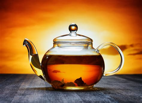 how to brew the pot of tea