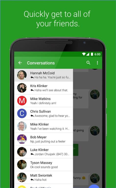 best sms app android best sms app for android best texting app