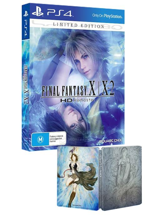 Ps4 X X 2 Hd Remaster R2 x x 2 hd remaster limited edition ps4 buy now at mighty ape nz