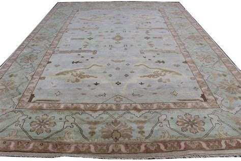 area rug liquidation liquidation sale muted indo oushak large area rug 10x14