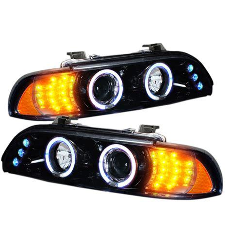 97 bmw m5 97 03 bmw e39 5 series m5 eye halo led projector