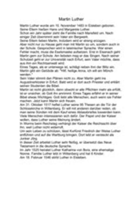 Martin Luther Lebenslauf Bilder 4teachers Lehrproben Unterrichtsentw 252 Rfe Und Unterrichtsmaterial F 252 R Lehrer Und Referendare