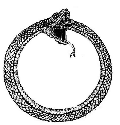 ouroboros tattoo design 17 awesome ouroboros designs
