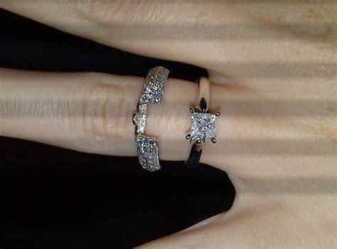 solitare ring enhancers weddingbee