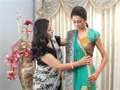 saree draping classes in mumbai the art of saree draping by dolly jain part 1 youtube