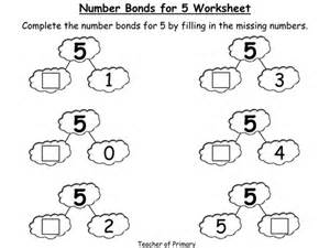 number bonds the story of 5 animated powerpoint