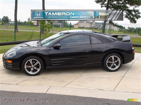 eclipse mitsubishi black 2000 mitsubishi eclipse gt coupe in kalapana black