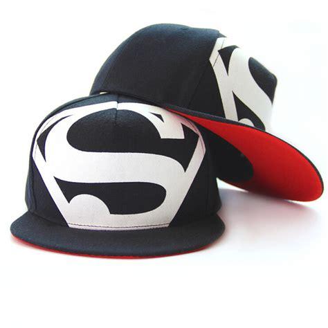 Fcb Hip Hop Hat new arrive fashion hip hop superman snapback caps hats for summer casual baseball