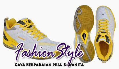 Sepatu Badminton Kawasaki daftar harga dan model sepatu badminton pria terkeren