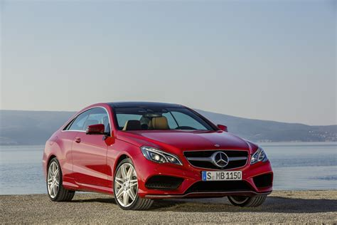 2014 mercedes e class coupe cabriolet refresh of