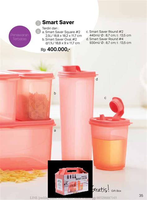 katalog tupperware promo april 2017 rashla katalog