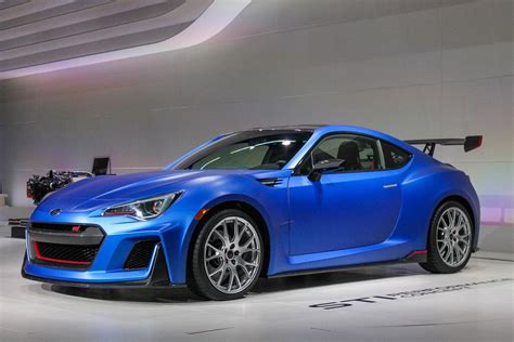 subaru sports car 2016 subaru may go big on a brz based hybrid mid engined all