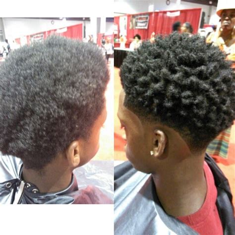 sponge spike hairstyle black men s hair he made cuhhh a whole new man look at