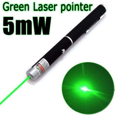 Laser Pointer Green 5 Mata 1 1pcs powerful green blue laser pointer pen beam light 5mw professional high power laser