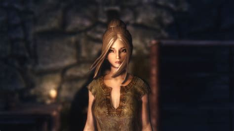 beautiful hair skyrim skyrim steam hair mod beautiful hair retexture at skyrim