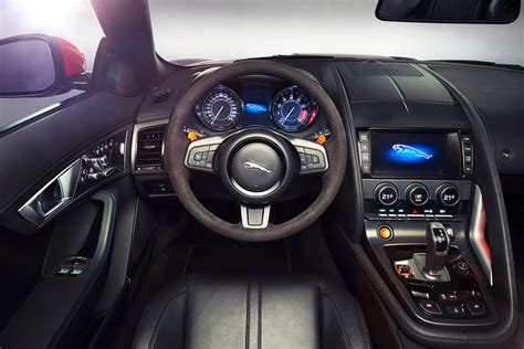 jaguar launched car f type coupe our smart info