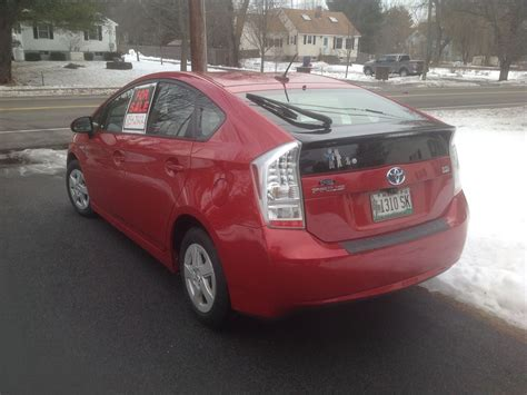 2010 Toyota For Sale Used 2010 Toyota Prius For Sale By Owner In Westbrook Me