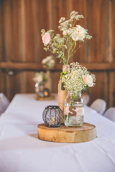 Rustic Elegant Home Decor by Rustic Country Wedding Centerpiece Ideas Archives