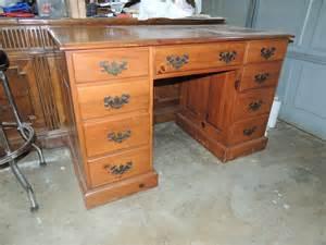 Diy Desk Drawers Furniture Flip Friday Feeling Blue Do Or Diy