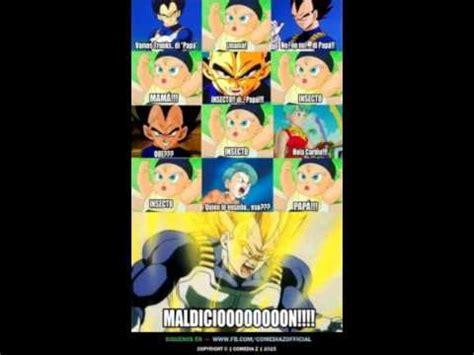 Memes De Dragon Ball Z En Espaã Ol - ls mejores memes de dragon ball z