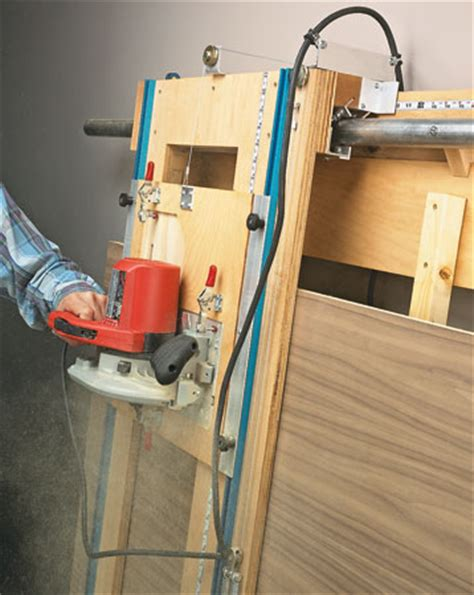 woodworking panel saws sliding carriage panel saw woodsmith plans