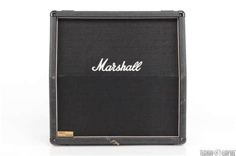 case outlet speaker cabinets marshall 1960 vintage av 4x12 celestion speaker cabinet w