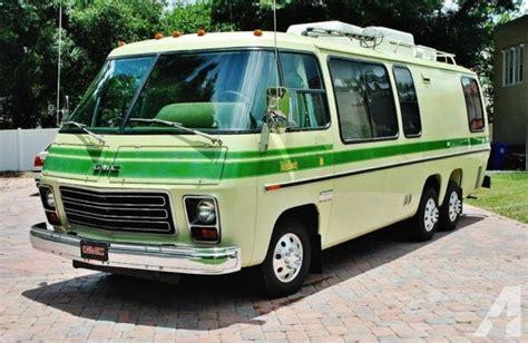 classic gmc classic 1976 gmc motorhome for sale in lakeland florida