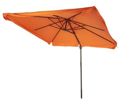 Square Offset Patio Umbrella Atleisure 8 5 Square Olefin Offset Patio Umbrella M42929 Qvc