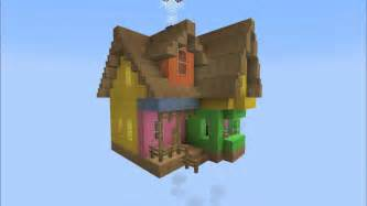 Look Up House Blueprints by Minecraft Pixar S Up House Amp Paradise Falls Youtube