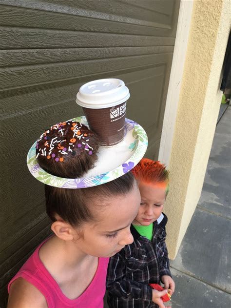crazy hair day donut 10 best crazy hair day images on pinterest crazy hair