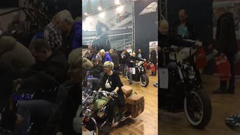 Motorrad Tage Hamburg 2017 by Indian Messe Stand Motorrad Tage In Hamburg 2017 Youtube