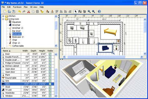 free home design software no download dise 241 ando tu casa con sweet home 3d