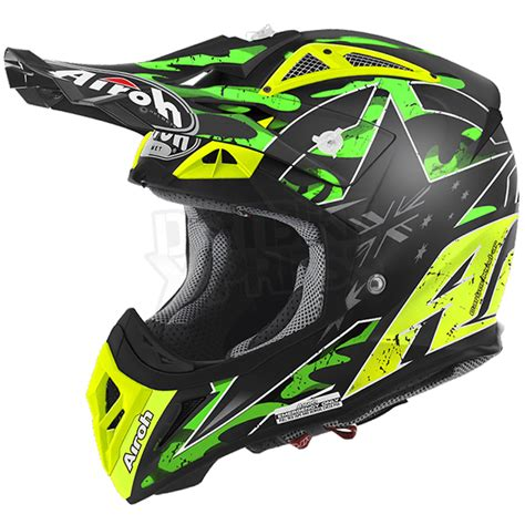 airoh motocross helmets uk 2016 airoh aviator 2 2 helmet phillips replica green