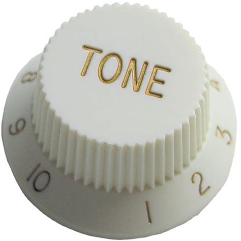 tone on tone guitar knob tone wht instrument knobs knobs
