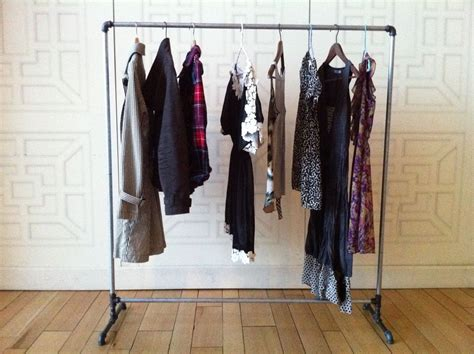 bedroom clothes rack clothing rack galvanized steel