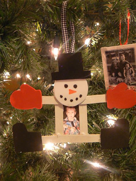 christmas ornaments with photos for third grade mrs t s grade class ornaments